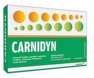 Carnidyn - Integratore Confezione 20 Bustine