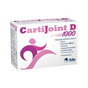 Carti Joint - D 1000 Confezione 20 Bustine