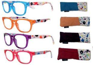 Cavallaro - Occhiale Da Vista Carac Capri +3,00 Vari Colori Confezione 1 Pezzo