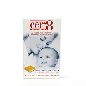 Cer8 - Antizanzare Confezione 48 Pezzi