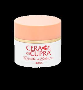 Cera Di Cupra - Crema Rosa Pelli Secche Confezione 50 Ml