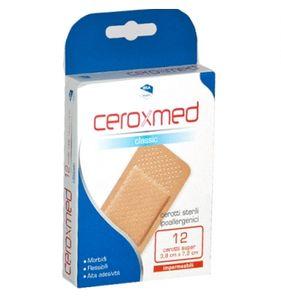 Ceroxmed - Cerotti Classic Super Confezione 12 Pezzi
