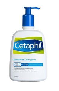 Cetaphil - Detergente FluidoConfezione 470 Ml