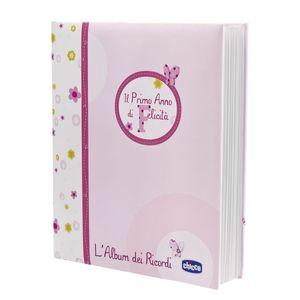 Chicco - Libro Ricordi Rosa