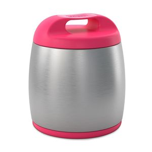 Chicco - Thermos Porta Pappa Rosa