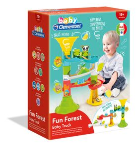 Clementoni - Baby Clementoni Fun Forest 18M+