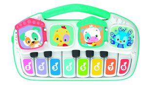 Clementoni - Baby La Pianola Degli Animali Confezione 1 Pezzo