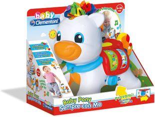 Clementoni - Baby Pony Sempre Con Me 6/36M+