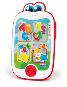 Clementoni - Baby Smartphone Confezione 1 Pezzo