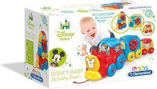 Clementoni - Disney Baby Activity Train