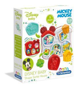Clementoni - Disney Baby Basic Puzzle Confezione 1 Pezzo