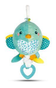 Clementoni - Primi Mesi Morbido Uccello Soft Bird