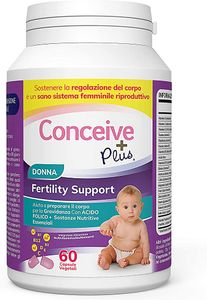 Conceive Plus - Fertility Support Donna Confezione 60 Capsule