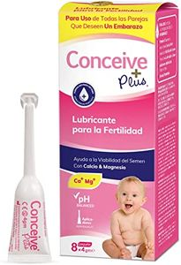 Conceive Plus - Lubrificante Per La Fertilità Confezione Monodose 8x4 Gr