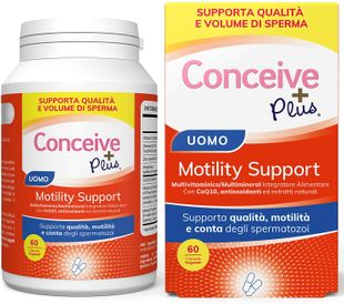 Conceive Plus - Support Motility Uomo Confezione 60 Capsule