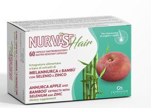 Coohesion Pharma - Nurvast Hair Confezione 60 Compresse