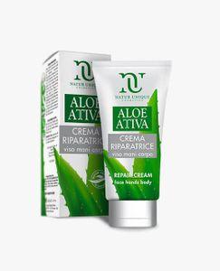 Natur Unique - Aloe Riparatrice Crema Confezione 150 Ml