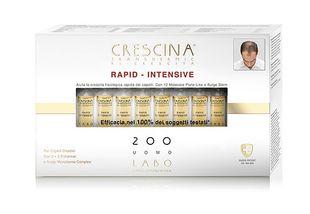 Crescina - Transdermic Rapid Intensive 200 Uomo Confezione 40 Fiale