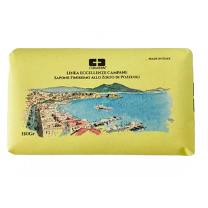 Curaderm - Saponetta Zolfo Di Pozzuoli Confezione 150 Gr