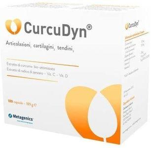 Curcudyn - Confezione 180 Capsule
