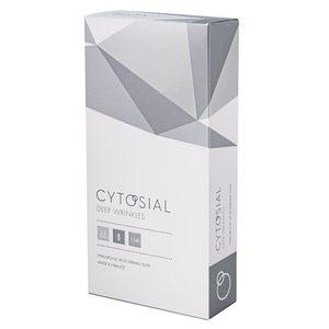 Cytosial - Deep Wrinkles Confezione 1 Siringa Fiala Preriempita 1,1 Ml