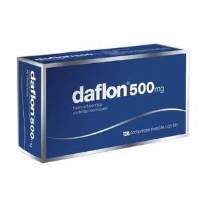 Daflon - 500 Mg Confezione 120 Compresse Rivestite