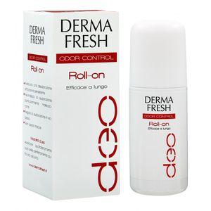 Dermafresh - Odor Control Roll On Confezione 30 Ml