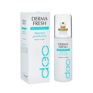 Dermafresh - Deodorante Pelle Normale Senza Profumo Confezione 100 Ml