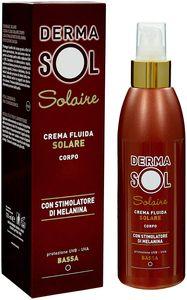 Dermasol - Solaire Melanine Crema Protezione Bassa Confezione 125 Ml