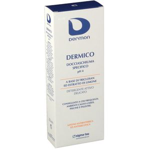 Dermon - Dermico Bagnoschiuma Specifico pH 4 Confezione 250 Ml