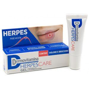 Dermovitamina - Herpes Care Gel Confezione 8 Ml (Scadenza Prodotto 28/08/2021)