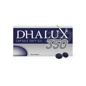 Dhalux - 350 Confezione 30 Capsule