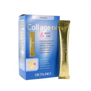 Dietalinea - Collagene Night & Slim Confezione 14 Bustine