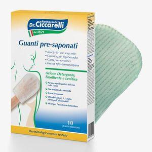 Dottor Ciccarelli - Guanti Pre-Saponati Confezione 10 Pezzi
