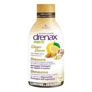 Drenax - Forte Gusto Ginger Lemon Confezione 300 Ml