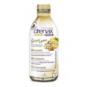 Drenax - Forte Plus Gusto Ginger Lemon Confezione 750 Ml