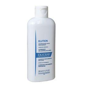 Ducray - Elution Shampoo Equilibrante Confezione 200 Ml