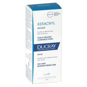 Ducray - Keracnyl Maschera Viso Confezione 40 Ml