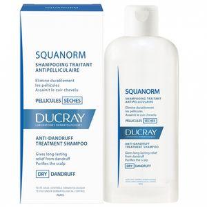 Ducray - Squanorm Shampoo Antiforfora Secca Confezione 200 Ml