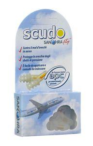 Earplug - Scudo Tappi Fly Ad Sanohra Confezine 2 Pezzi