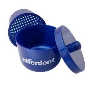 Efferdent - Vaschetta Portaprotesi Confezione 1 Pezzo
