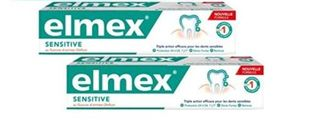 Elmex - Sensitive Dentifricio Confezione 2x75 Ml
