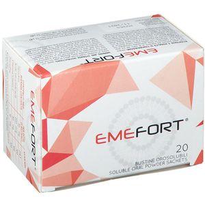 Emefort - Orosolubile Confezione 20 Bustine Monodose (Scadenza Prodotto 28/11/2021)