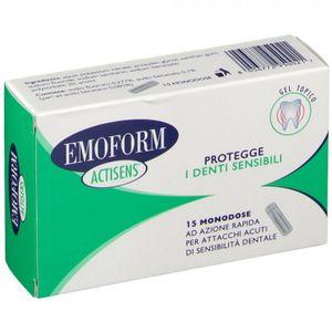 Emoform - Actisens Gel Denti Sensibili Confezione 15 Fiale Monodose