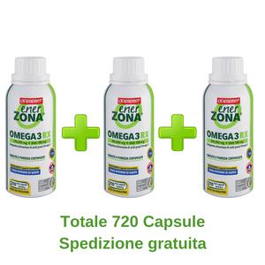 Enervit - Enerzona Omega 3 Rx (EPA+DHA) Confezione 720 Capsule