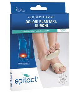 Epitact - Cuscinetto Plantare Epithelium 26 Taglia L Confezione 1 Paio