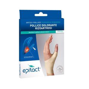 Epitact - Ortesi Pollice Flessibile Mano Sinistra Taglia M Confezione 1 Pezzo