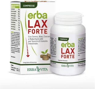 Erba Vita - Erbalax Forte Confezione 30 Compresse