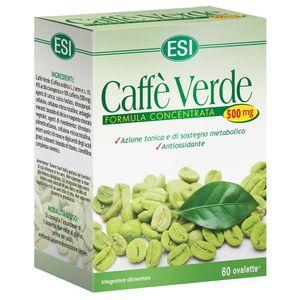 Esi - Caffè Verde 500 Mg Confezione 60 Tavolette