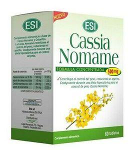Esi - Cassia Nomame Confezione 60 Tavolette (Scadenza Prodotto 01/01/2022)